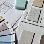 התאמת צבעים לסוגי קירות
